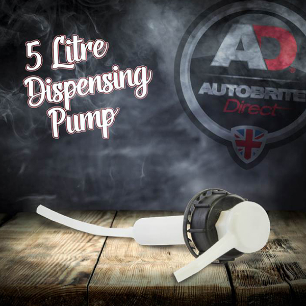 Autobrite 5Ltr Dispensing Pumps