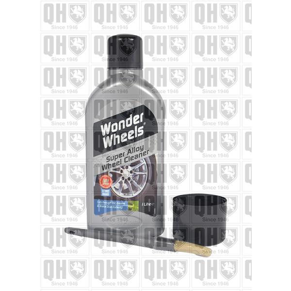 Wonder Wheels Cleaning Kit 1Ltr