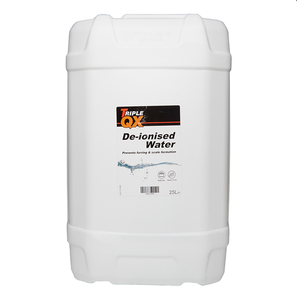Tetrosyl De-Ionised Water 25Ltr             De-Ionised Water 25Ltr