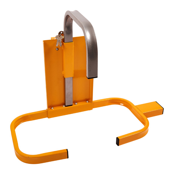 Am-Tech Heavy Duty Wheel Clamp