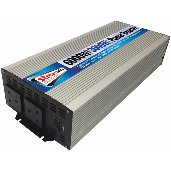Streetwize 3000 Watt Inverter