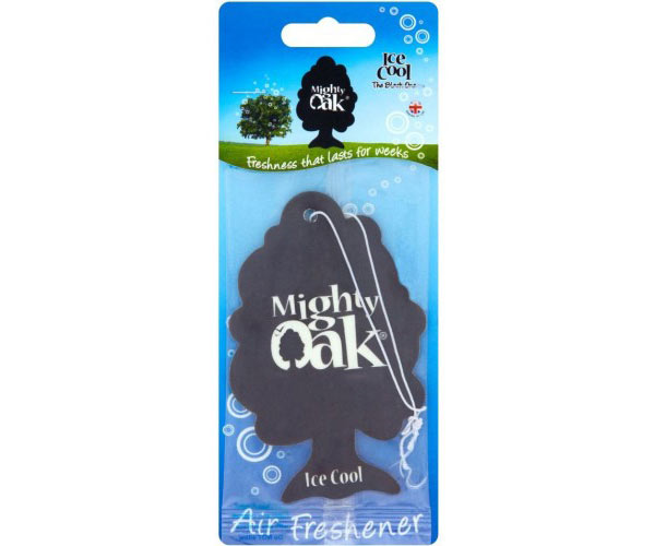 Ice Cool Black Air Freshener
