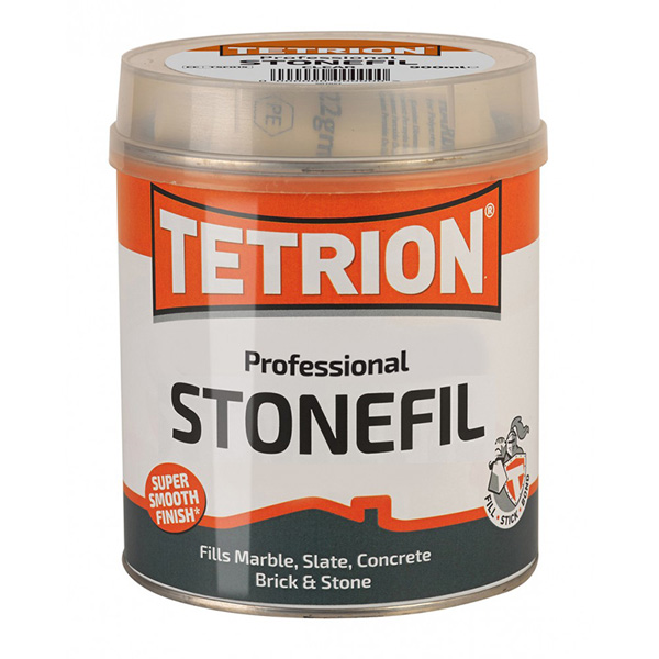 Tetrion Tetrion Stonefil White - 900ml