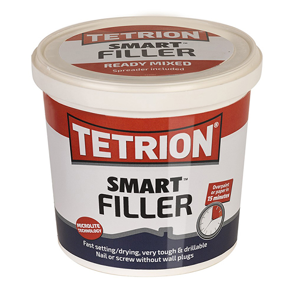 Tetrion Smart Filler - Ready Mixed (Tub) 1L