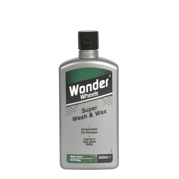 Super Wash & Wax 500ml