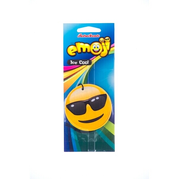 Emoji Dude Air Freshener Ice Scent