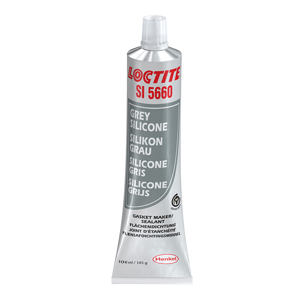Loctite Loctite 5660 Gasket Maker High Performance Silicone Grey 100ml