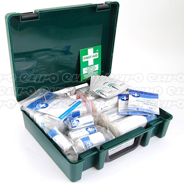 20 Person Standard Hse Compliant First Aid Box