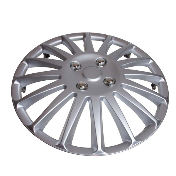 Top Tech Speed 16 Inch Wheel Trims Silver (Set of 4)