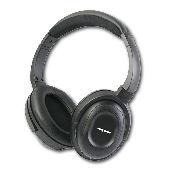 Nextbase Wireless Infra Red Headphones For Click & Go Series DVD players
