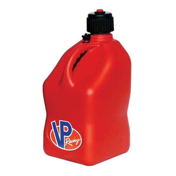 VP Racing 20L Quick Jug Square Red