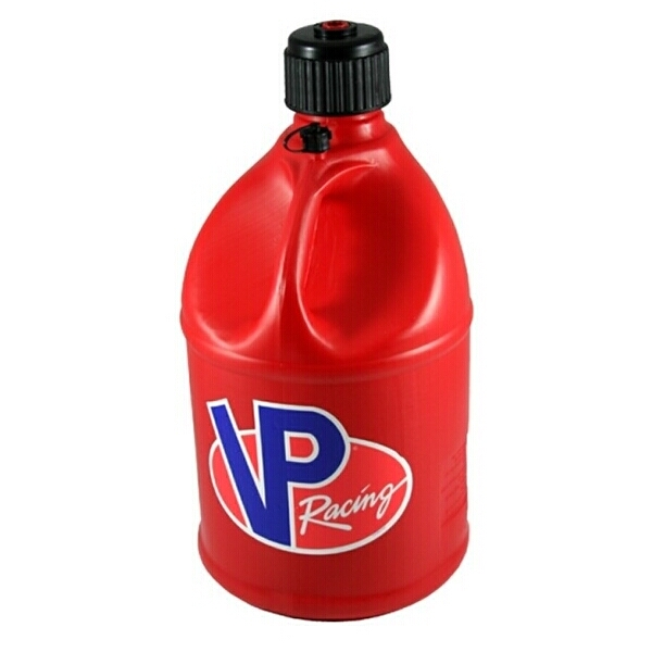 VP Racing 20L Quick Jug Round Red
