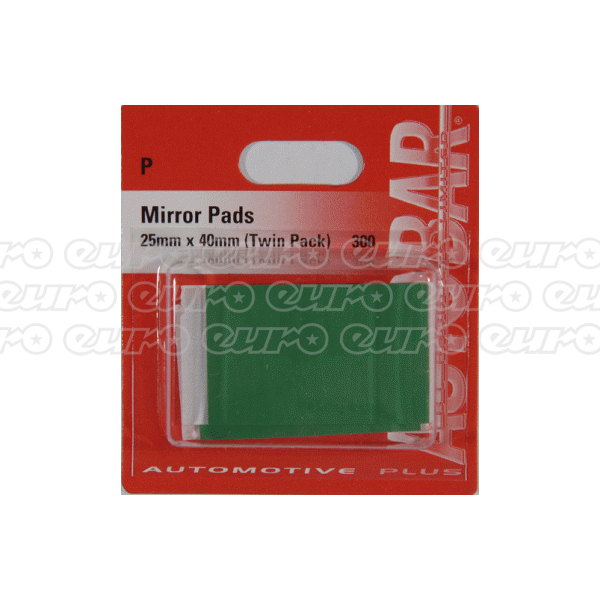 Mirror Pads (Twin Pack)