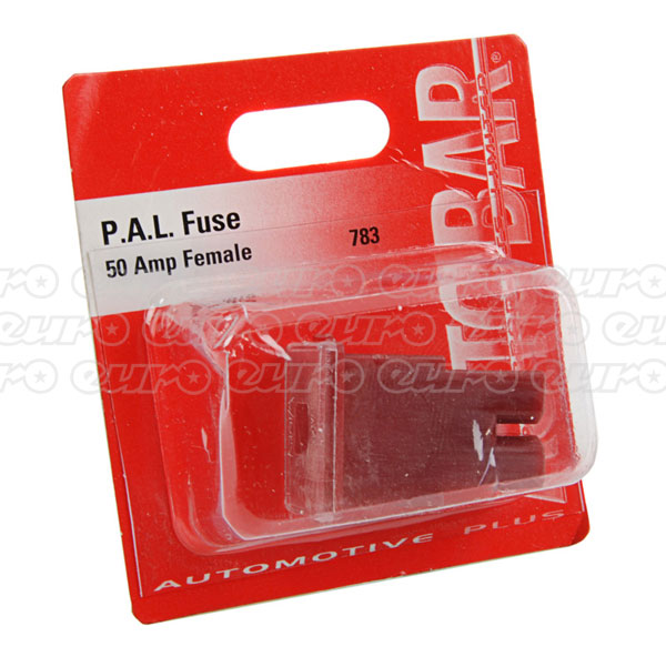 PAL Fuse Female 50amp Single