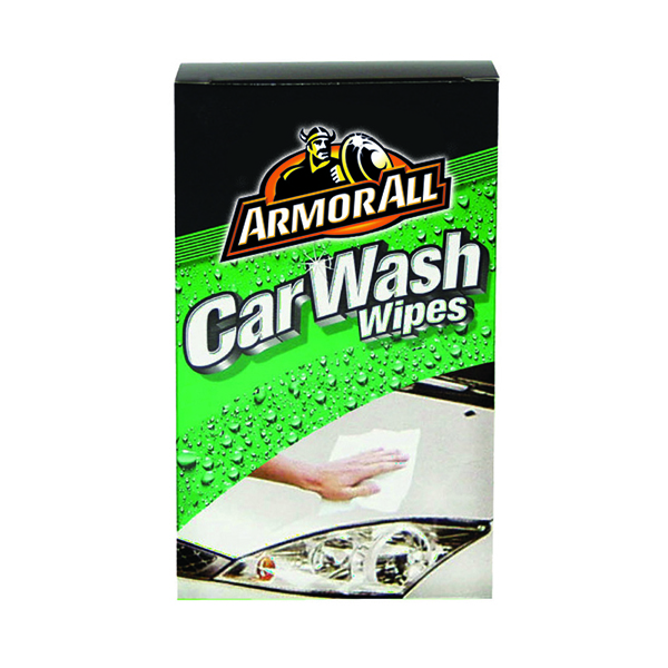 Armorall PACK ARMOR CAR WASH WIPES