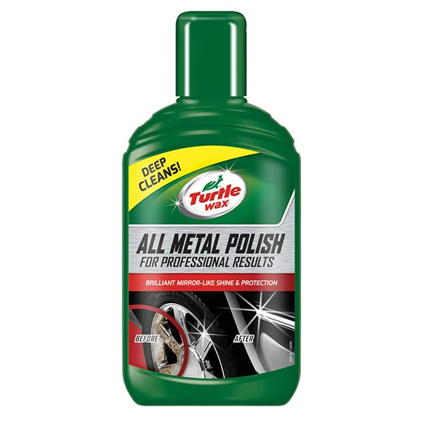 Turtlewax All Metal Polish 300ml
