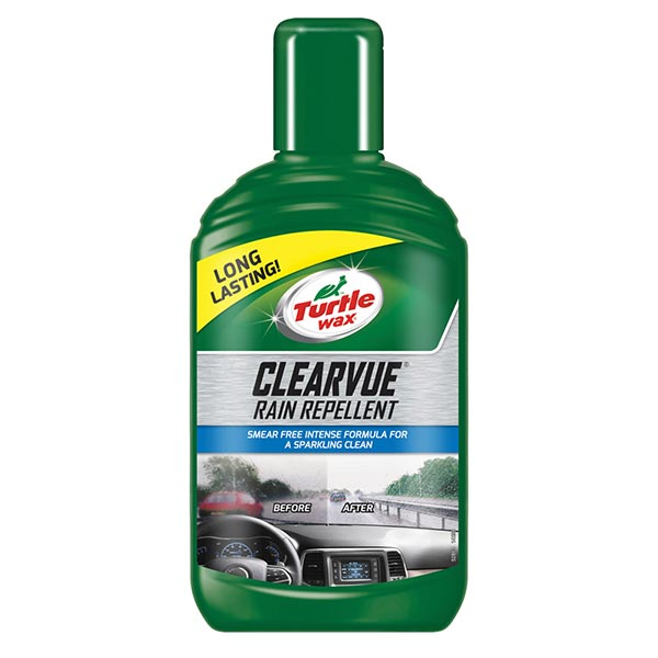 Turtlewax ClearVue Rain Repellent 300ml