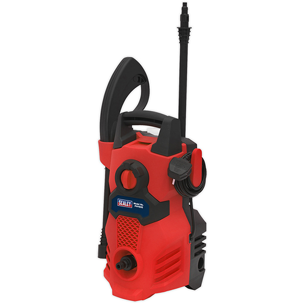 Sealey 230v Pressure Washer with Total Stop System 105bar